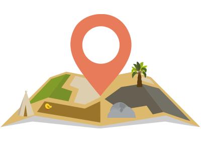 mapa del Redondo de Guayedra